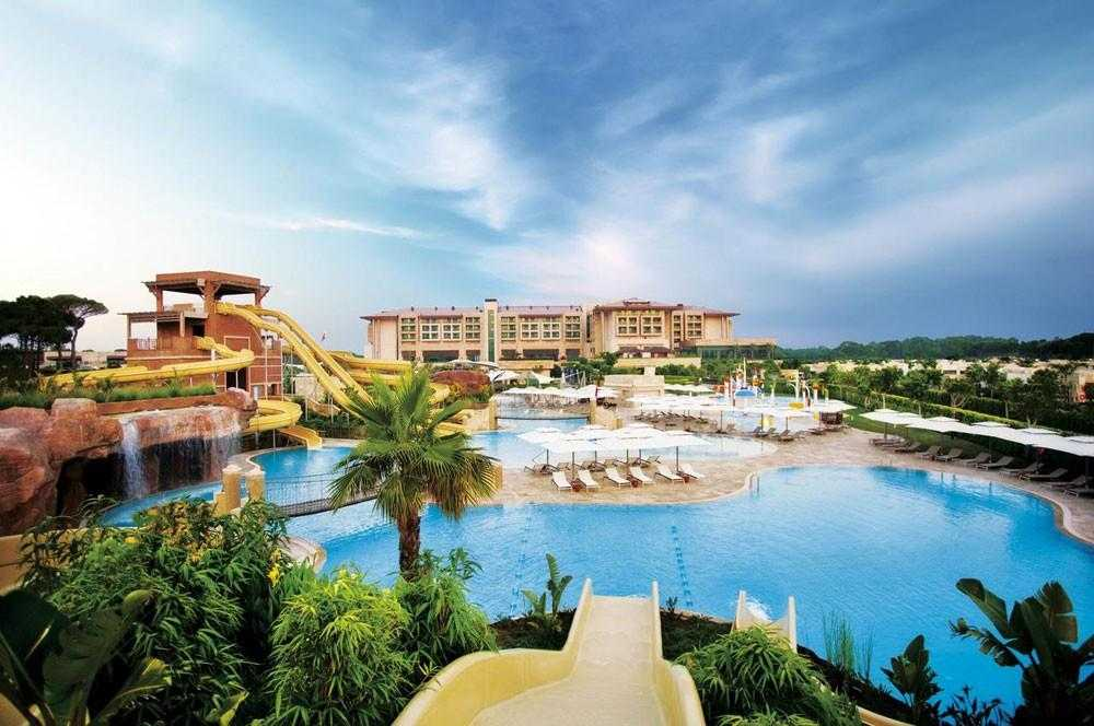 Regnum Carya Golf & Spa Resort: All Inclusive Resort Belek Antalya