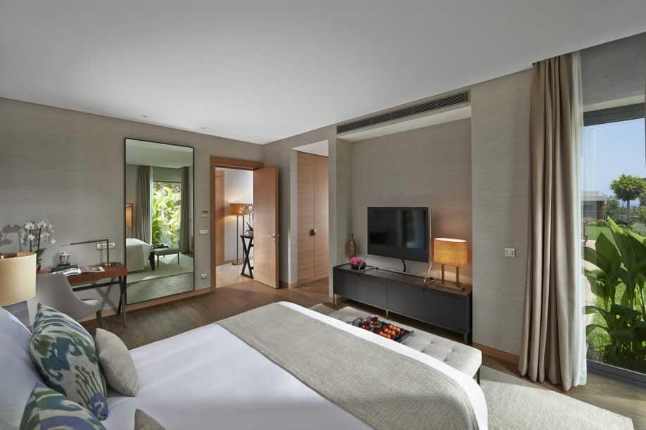 Апартаменты Residential - три спальни MANDARIN ORIENTAL BODRUM