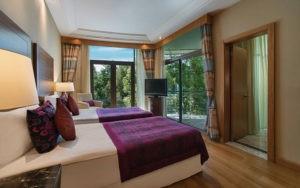 Twin Villa, calista luxury resort