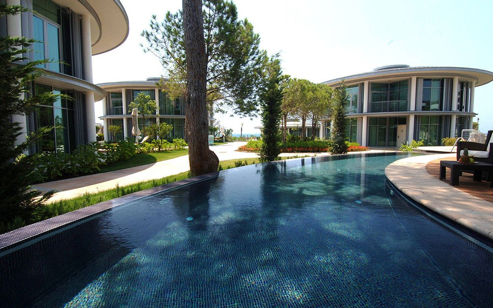 Twin Villa, calista luxury resort
