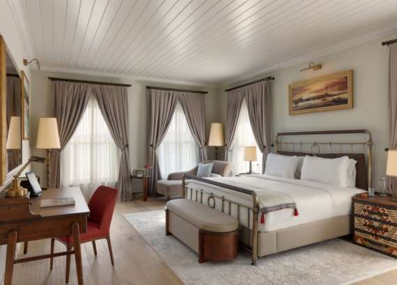 Deluxe Room Six Senses Kocatas Mansions Istanbul