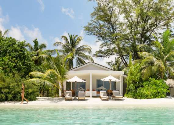 LUX South Ari Atoll LAGOON PAVILION