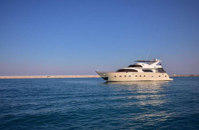 Luxury Motor Yacht Antalya