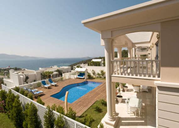panorama villa rixos premium bodrum