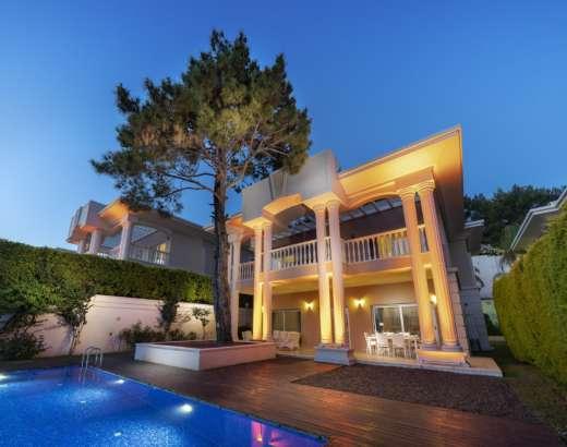 rixos premium bodrum villa