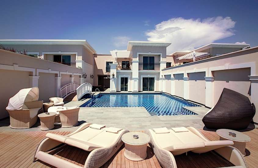 Superior Villa Titanic Deluxe Belek Special Price for Bookings