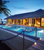 ROMANTIC POOL RESIDENCE ONE BEDROOM VELAA PRIVAT ISLAND