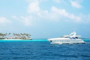 Cheval Blanc Randheli private island