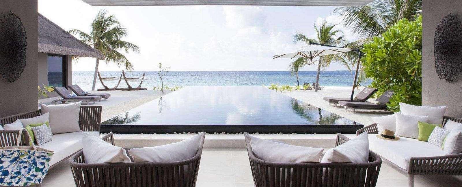 Island Villa One Bedroom Cheval Blanc Randheli Maldives