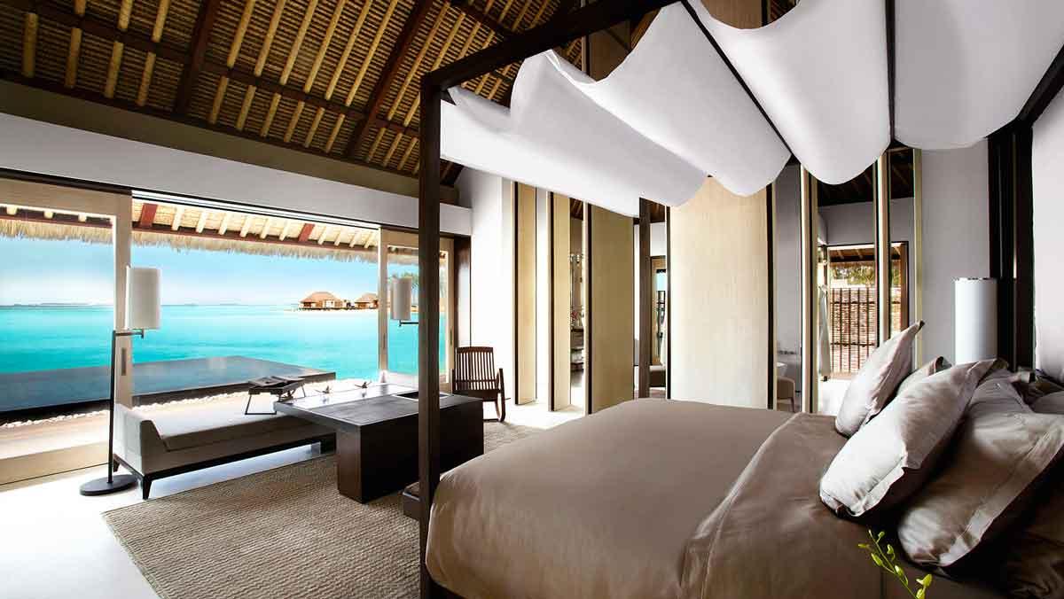 Lagoon Villa One Bedroom Cheval Blanc Randheli Maldives