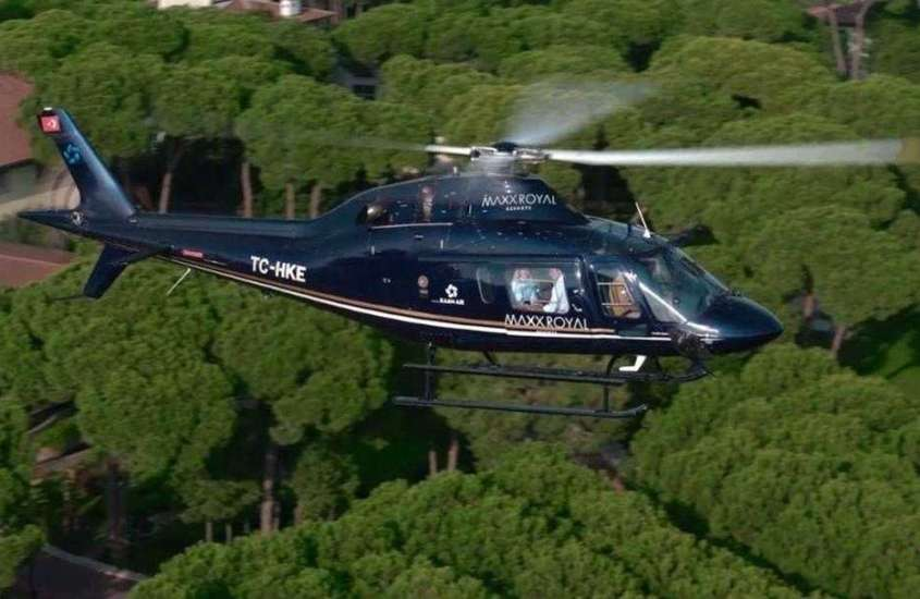 Maxx Royal Helikopter Transfer News