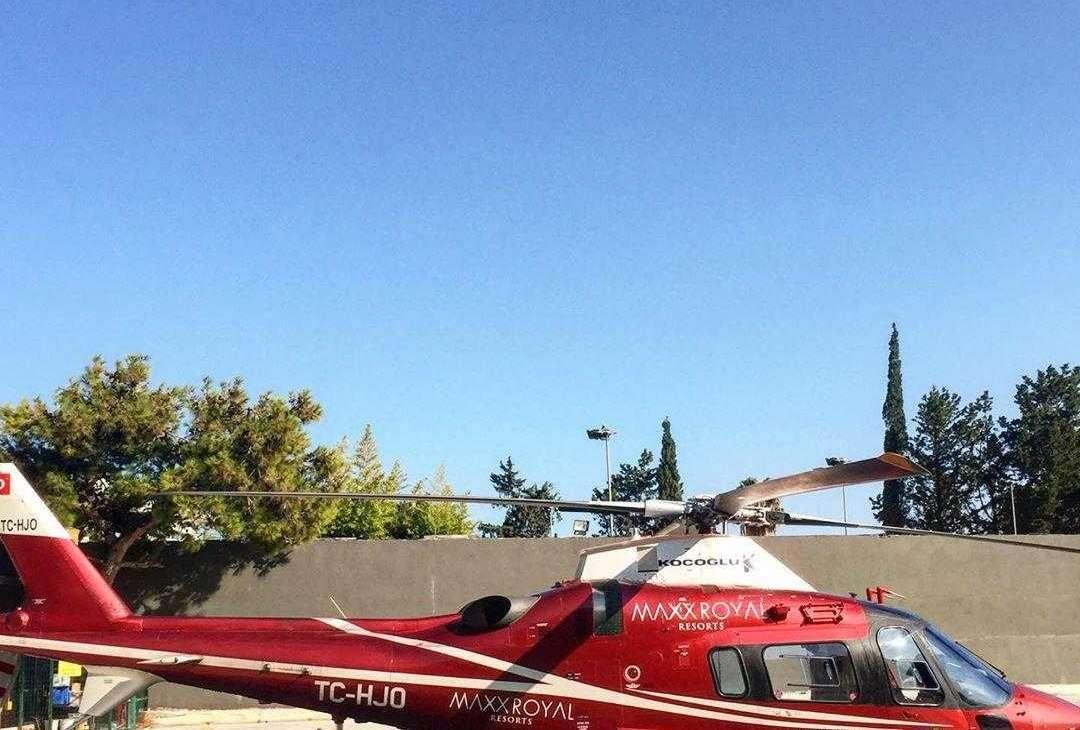 maxx royal helikopter