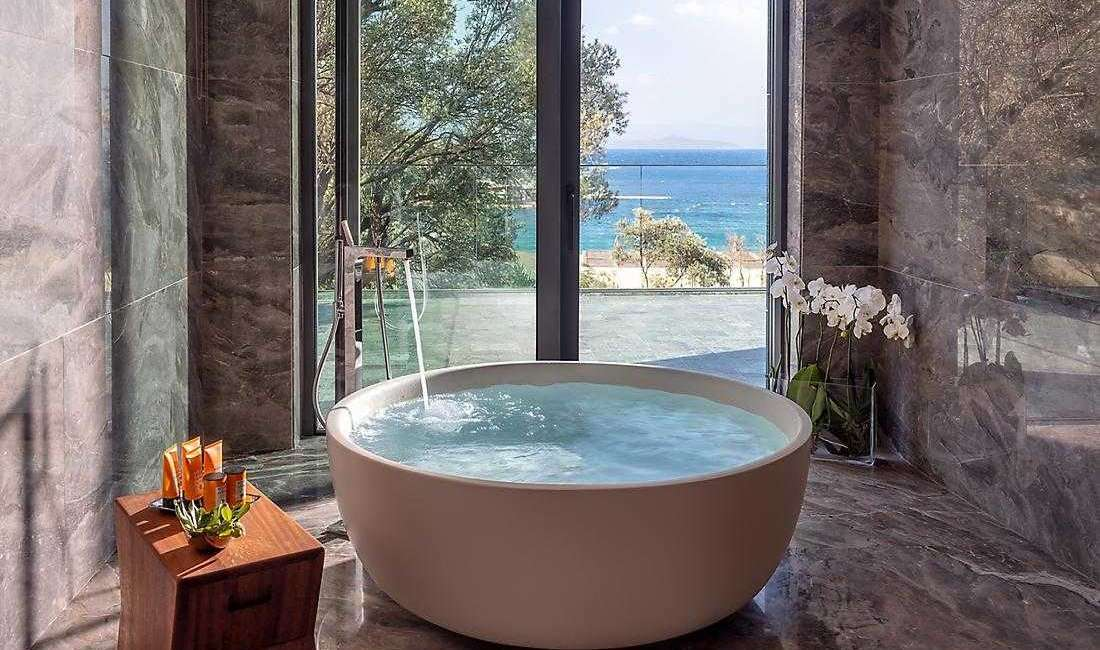 Mandarin Oriental Bodrum Arya Beach Villa 6 Bedroom