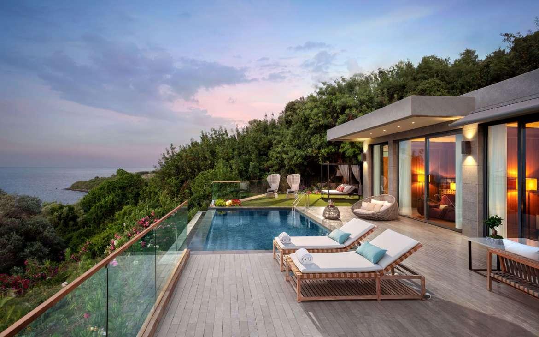 mandarin oriental bodrum bougainvillea suite terrace