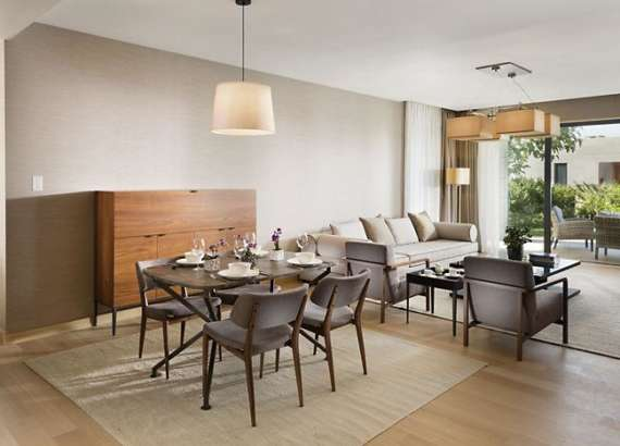 TWO BEDROOM RESIDENTIAL APARTMENT Mandarin Oriental Bodrum