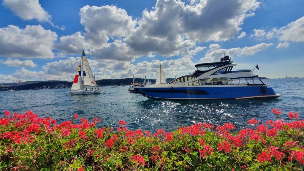 Bosphorus Private Yacht Tour 9