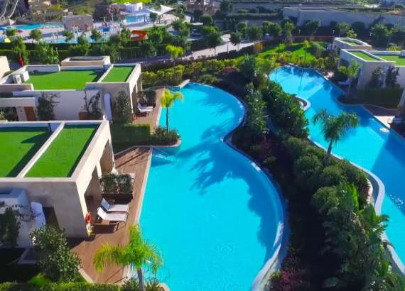 GOLF SUIT BY POOL REGNUM CARYA