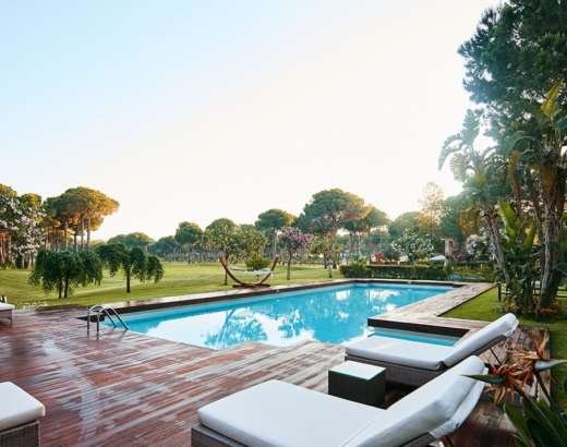 presidential villa serenity resort