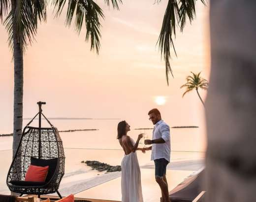 Residence Four Bedroom Velaa Private Island Maldives