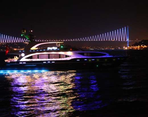 bosphorus mega yacht