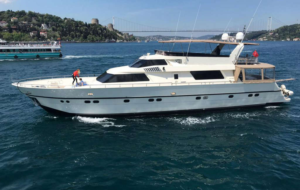 Bosphorus Private Yacht Tour