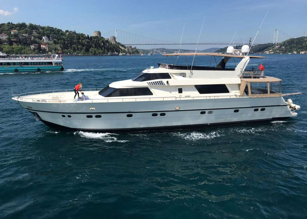 Bosphorus Private Yacht Tour