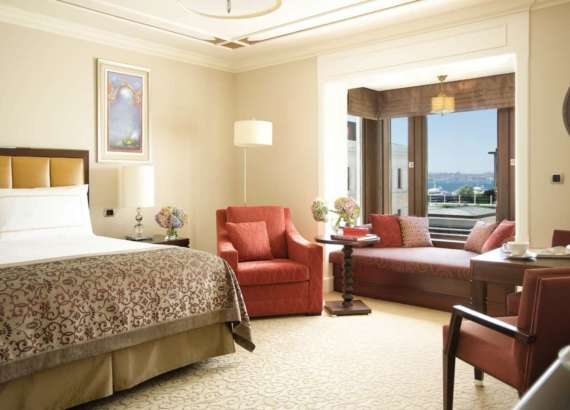 DELUXE ROOM FOUR SEASONS AT BOSPHORUS