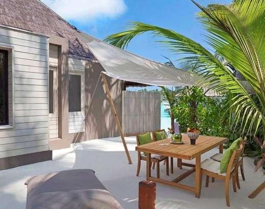 GARDEN WATER VILLA 2 BEDROOMS CHEVAL BLANC RANDHELI MALDIVES
