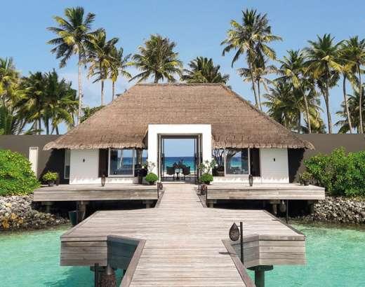 Lagoon Villa 1 Bedroom Cheval Blanc Randheli Maldives