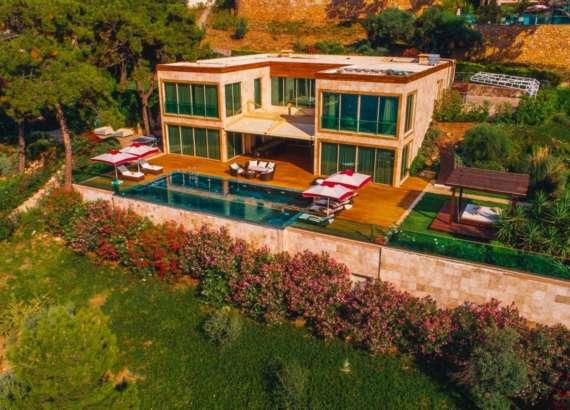Presidential Villa Vogue Bodrum Supreme Hotel