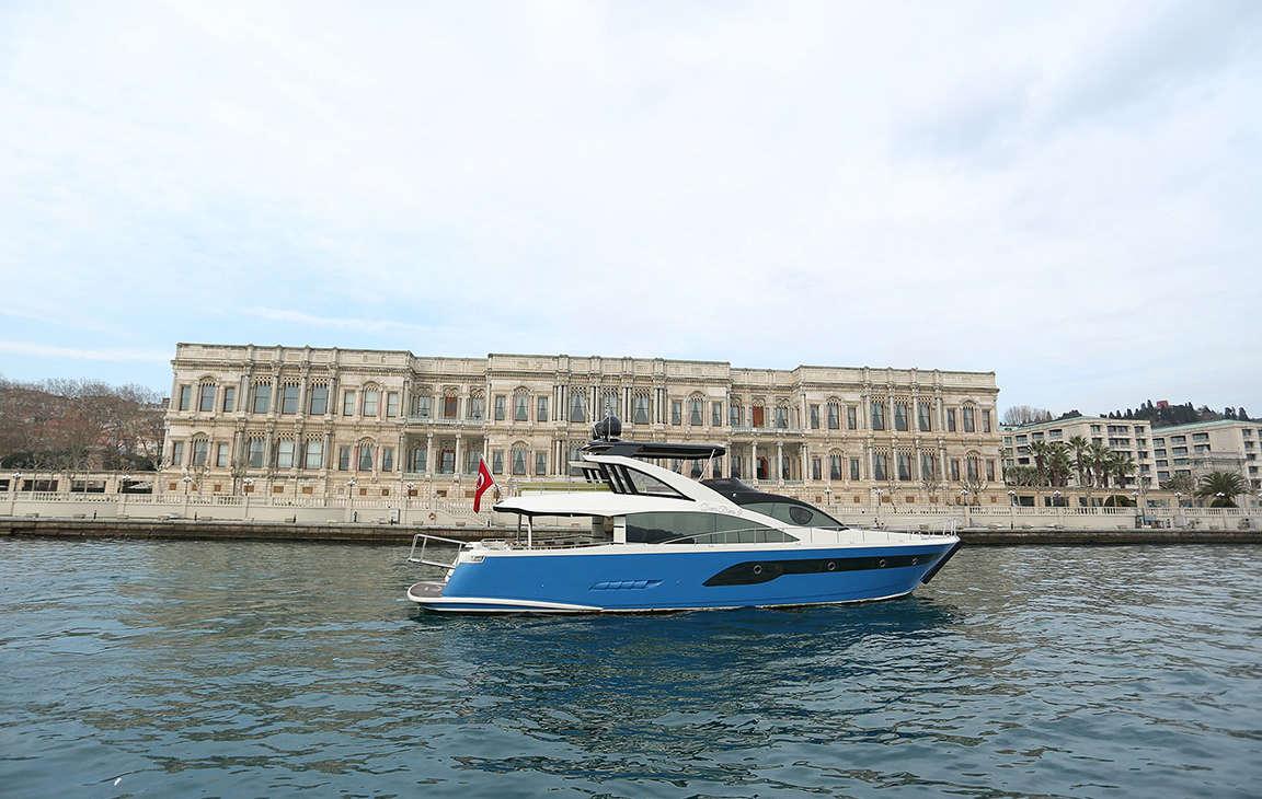 yacht tour Istanbul