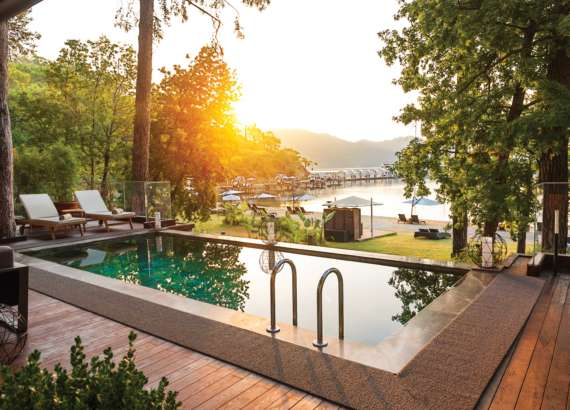 villa prive club prive by rixos gocek