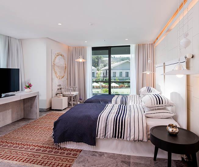 deluxe room d resort gocek
