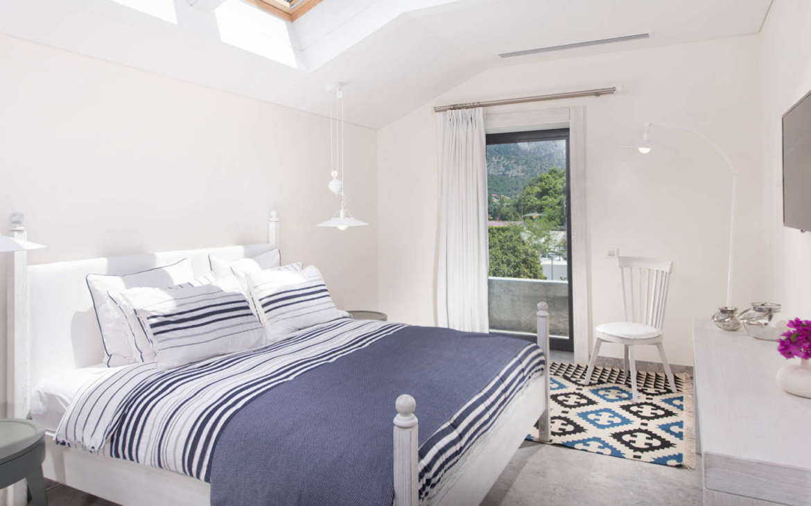Attic Suite D Resort Gocek
