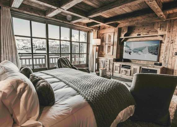 Chalet Pearl Courchevel 10
