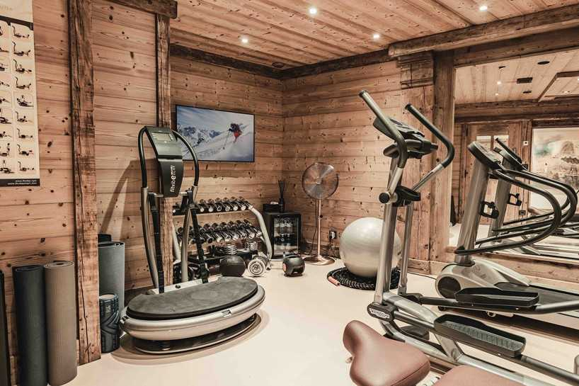 Chalet Pearl Courchevel 17