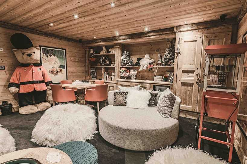 Chalet Pearl Courchevel 20