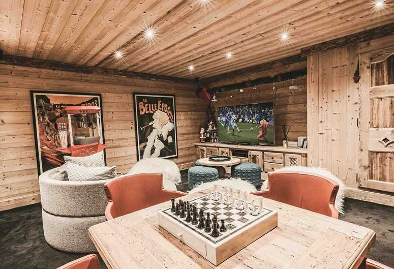 Chalet Pearl Courchevel 21