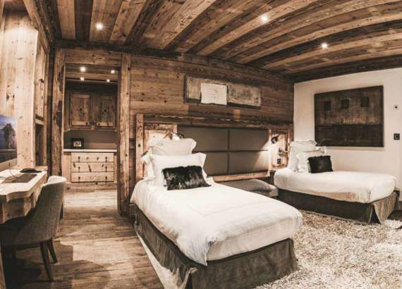 Chalet Pearl Courchevel 4