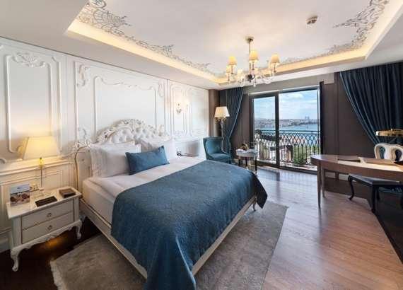 Cvk Park Bosphorus Superior Bosphorus View Room