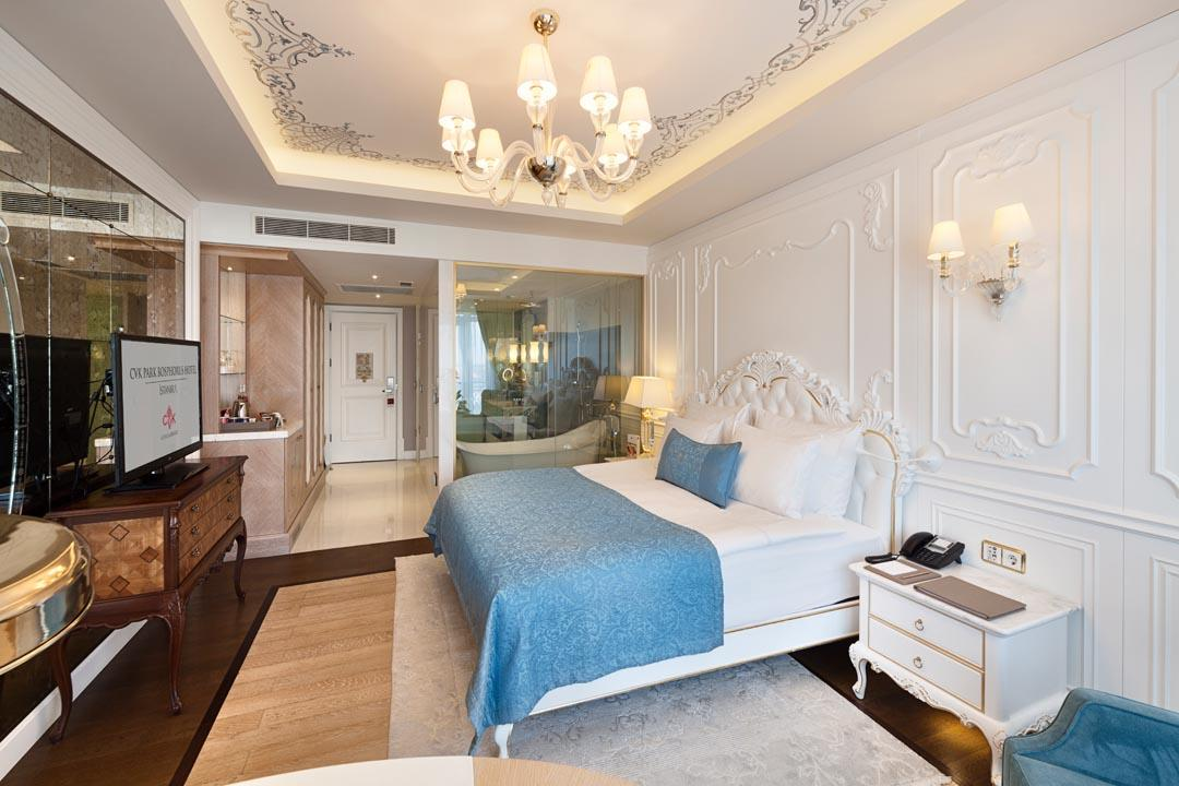 Cvk Park Bosphorus Superior Room