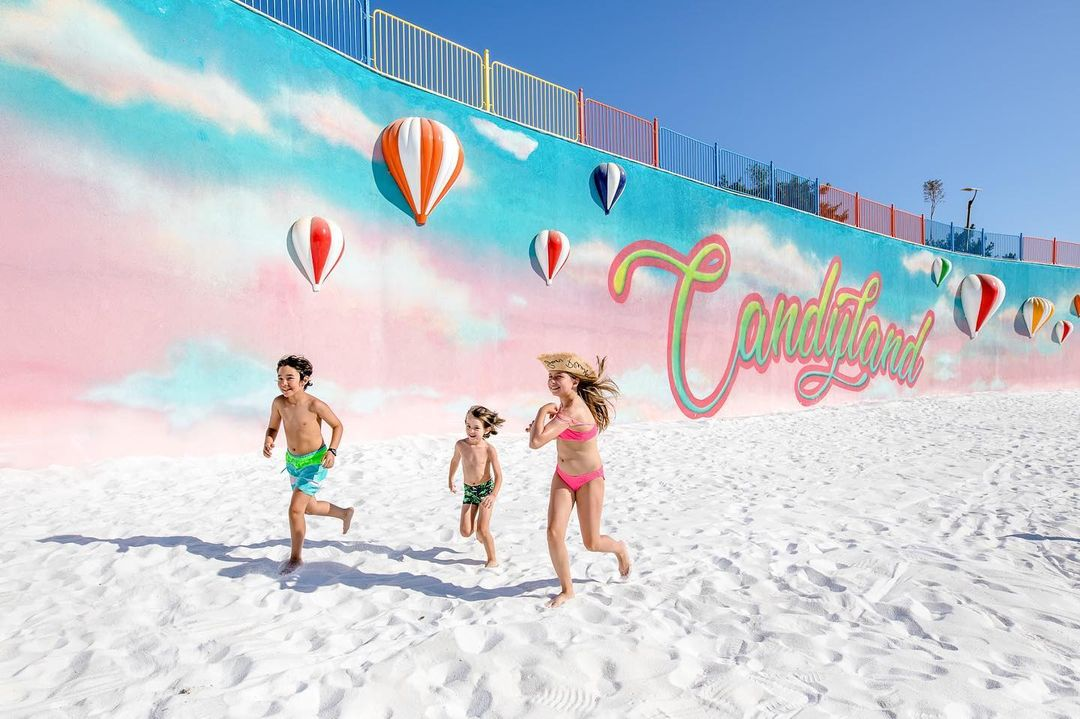 Vogue Bodrum Candyland
