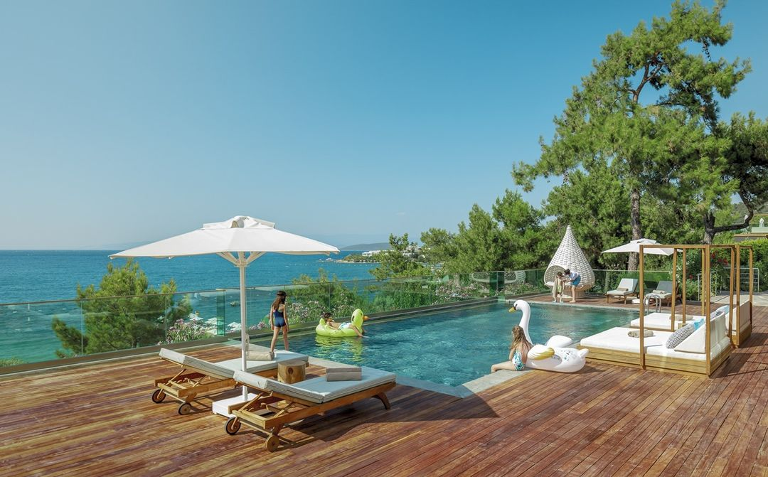 Poseidon Villa Vogue Bodrum Hotel Supreme