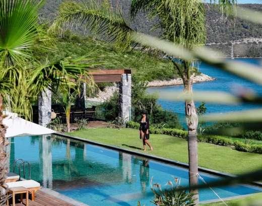 Presidential Villa Vogue Bodrum Hotel Supreme