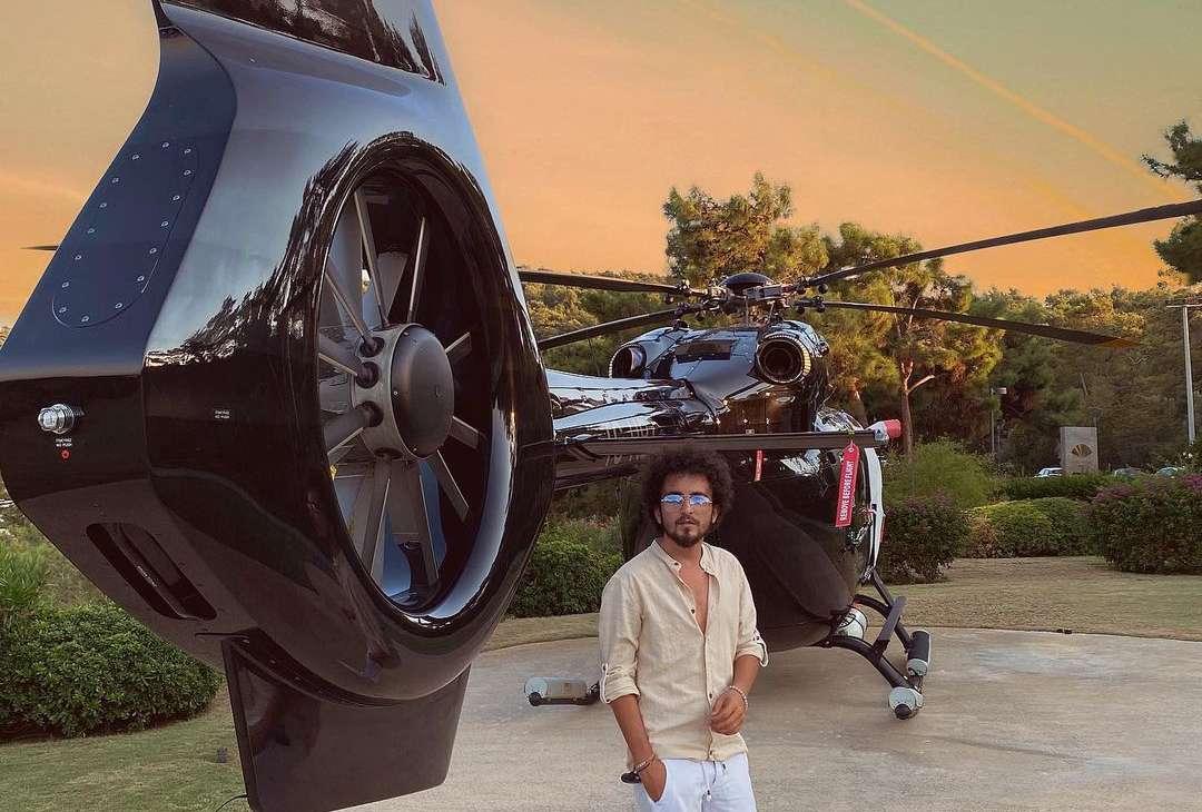 Mandarin Oriental Bodrum Helikopter