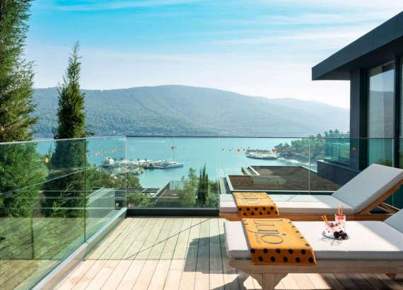 Pina Villa 09 Balkon