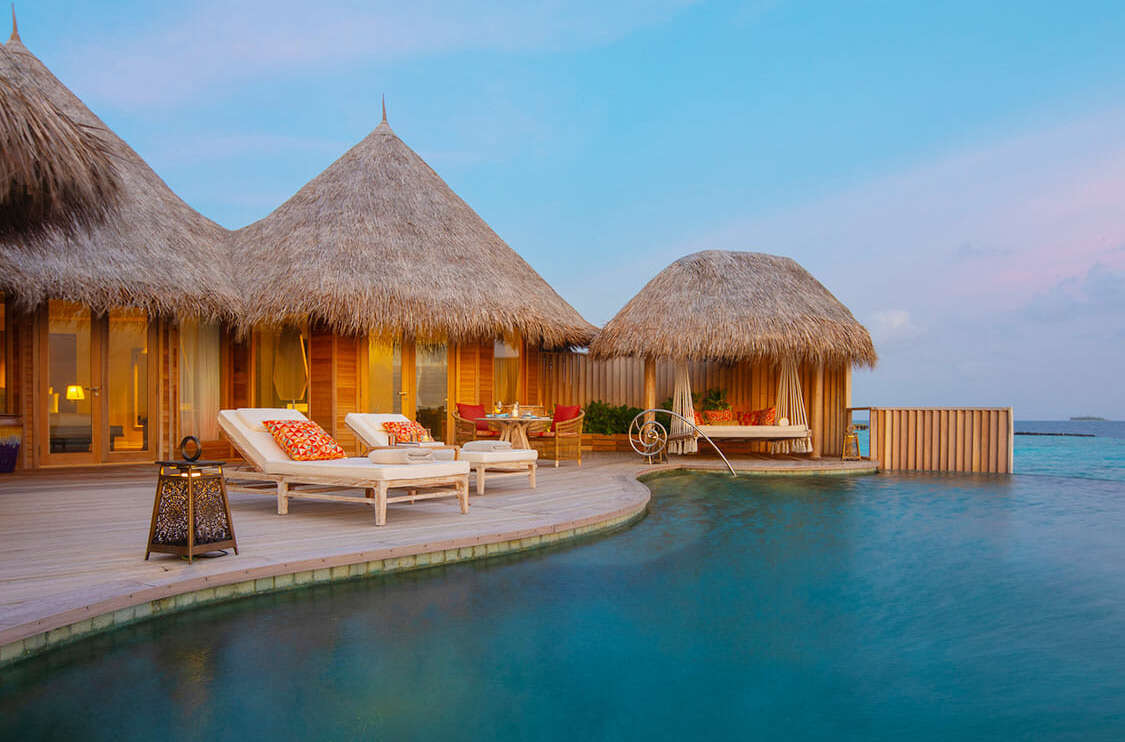 Ocean Residence with Private Pool The Nautilus Hotel Maldives