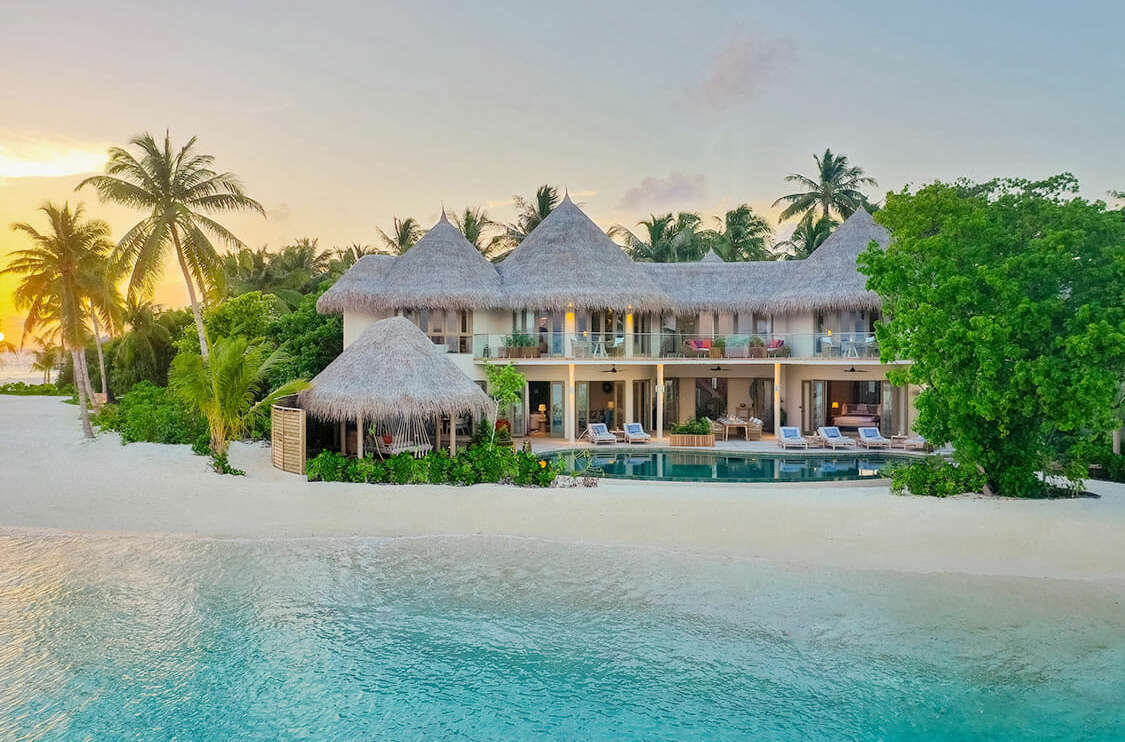 The Nautilus Mansion with Private Pool Three Bedroom