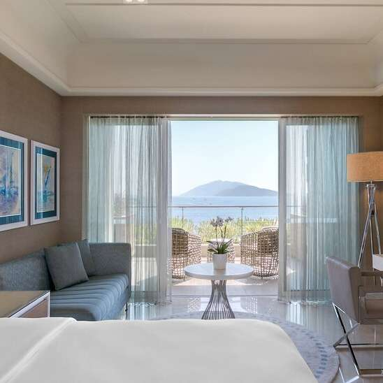 Deluxe Room Caresse Luxury Collection Bodrum