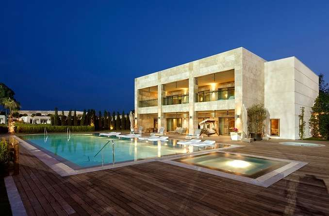 KING VILLA REGNUM CARYA GOLF AND SPA HOTEL BELEK